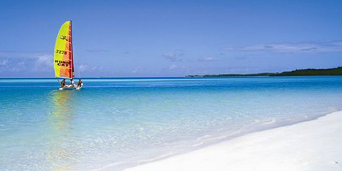 Les belles plages de Cuba