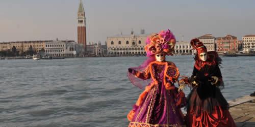 Venise ville de mystère