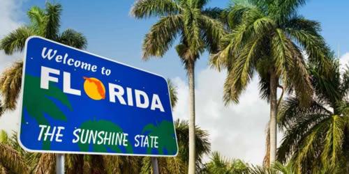Bienvenue en Florida