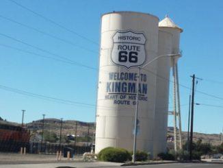 Kingman Water Tower