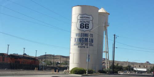 Kingman Water Tower