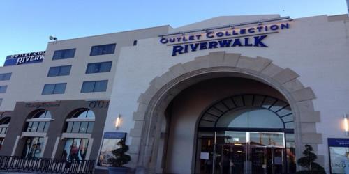 Shopping at Riverwalk