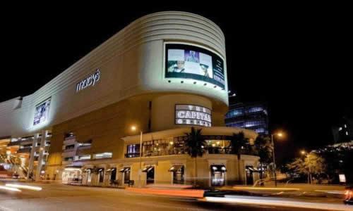 Beverly Center Beverly Hills