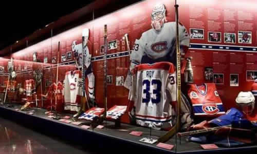 Temple de la renommée des Canadiens de Montréal Galerie