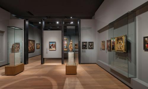 Musée des beaux-arts de Montréal intérieur