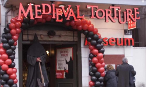 Musée de la Torture