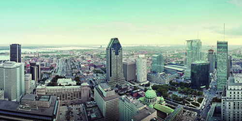 Montreal panoramique