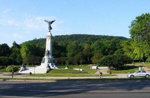 Le Parc du Mont Royal
